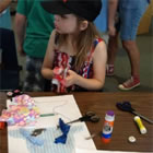 The Village of Many Hats lesson plan pictures